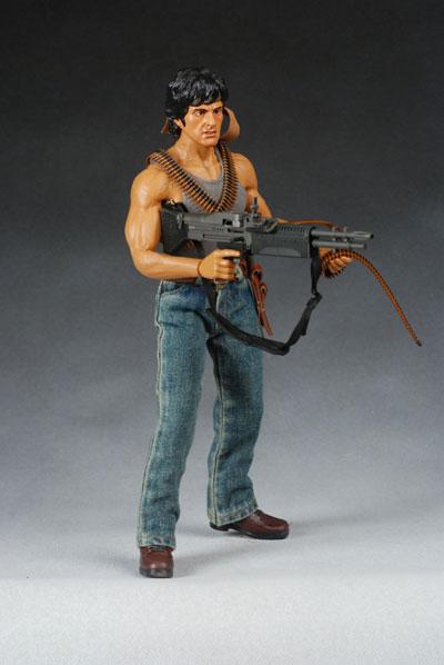 John J. Rambo action f...