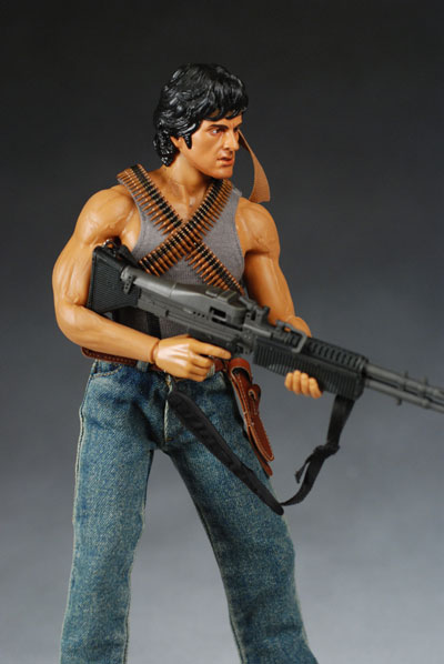 John J Rambo Action Figure Another Pop Culture