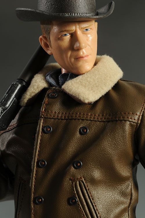 Josh Randall Wanted Dead or Alive sixth scale action figure by Triad Toys