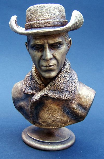 Josh Randall bust Wanted Dead or Alive by Triad Toys