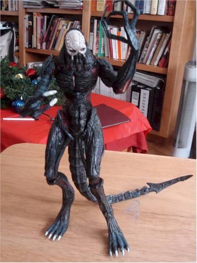 NECA Resident Evil 4 Series 1 Verdugo Action Figure