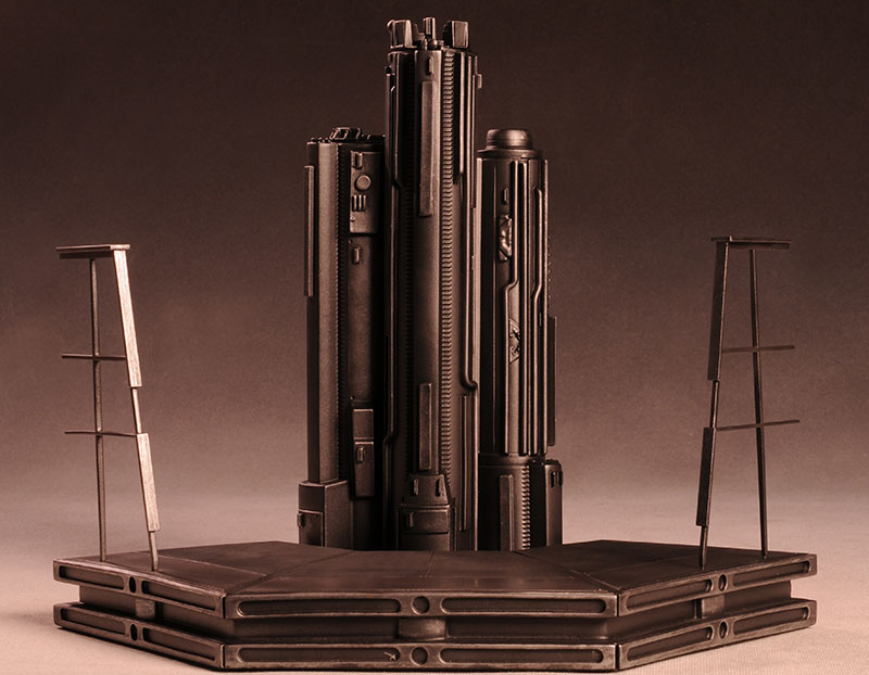 Reactor Station Alpha sixth scale diorama by Sideshow Collecctibles