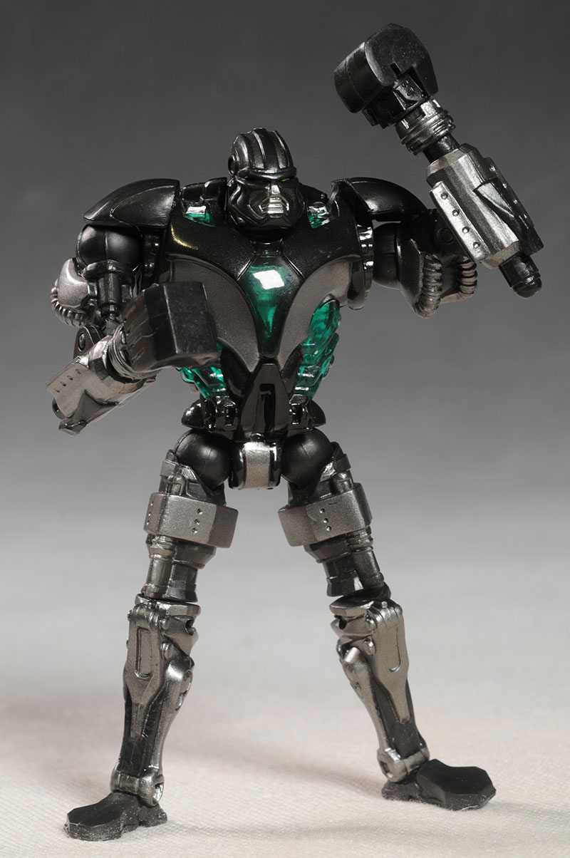 Real Steel Pictures Real Steel Action Figures by
