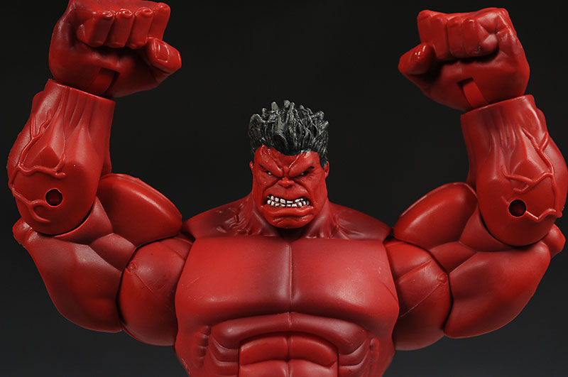 Marvel Legends Red Hulk wave Red Hulk action figure