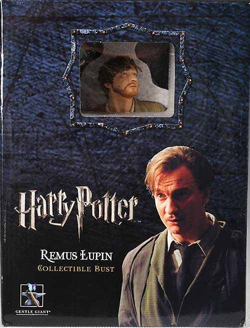 Harry Potter Remus Lupin mini-busts by Gentle Giant