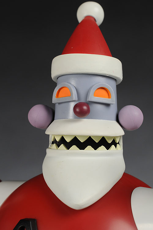 Futurama Robot Santa action figure