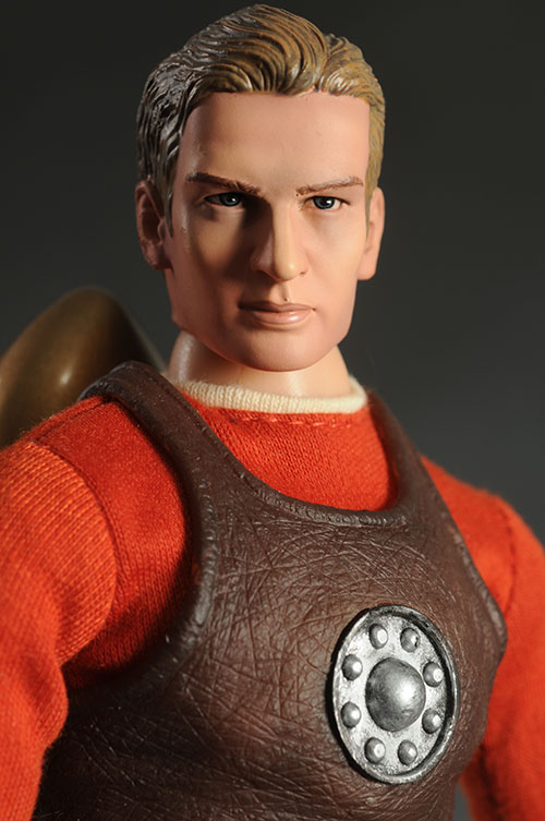 Buck Rogers sixth scale action figure by Go Hero