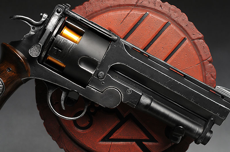 Hellboy II Samaritan prop replica from Sideshow Collectibles
