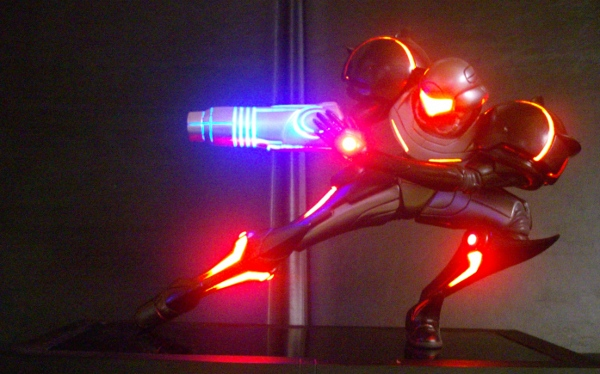 Samus Aran Metroid Prime statue by  First4Figures