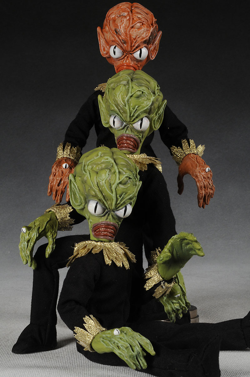 Invasion of the Saucermen action figure from Amoktime