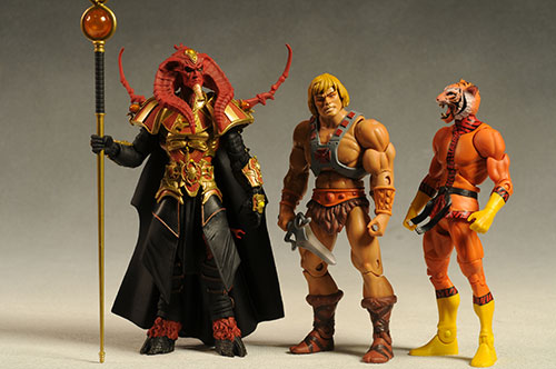 Scarabus action figure by the Four Horsemen
