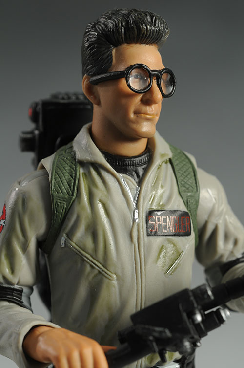 Ghostbusters Egon with Slimer action figure by Mattel