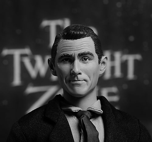 Rod Serling action figure 12 inch