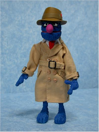 Sesame Street Super Grover action figure - Another Toy ...