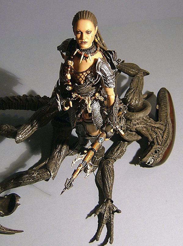 Predator Machiko action figure by Hot Toys
