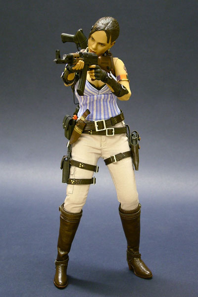 Sheva Resident Evil Biohazard sixth scale action figure by Hot Toys