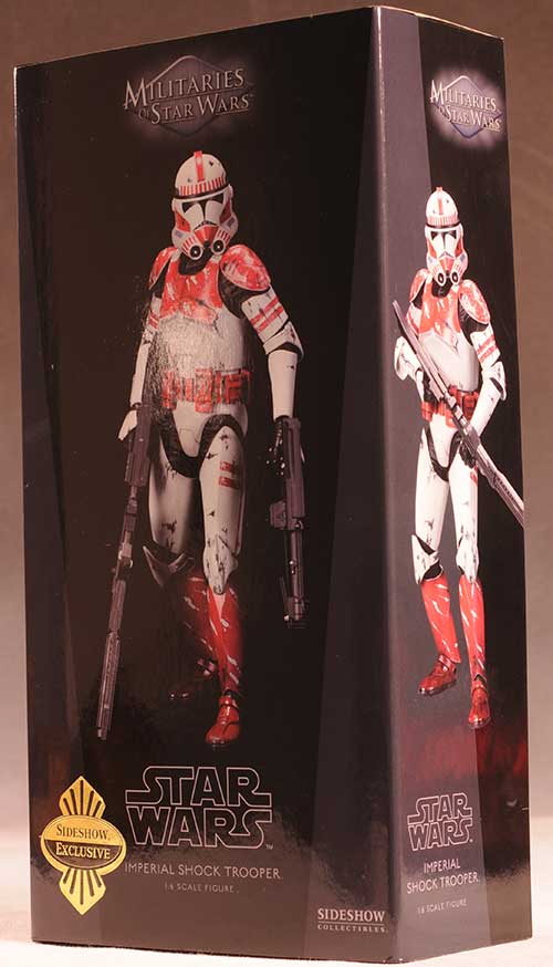 Imperial Shocktrooper 12 inch Figure Review_shocktroop_2