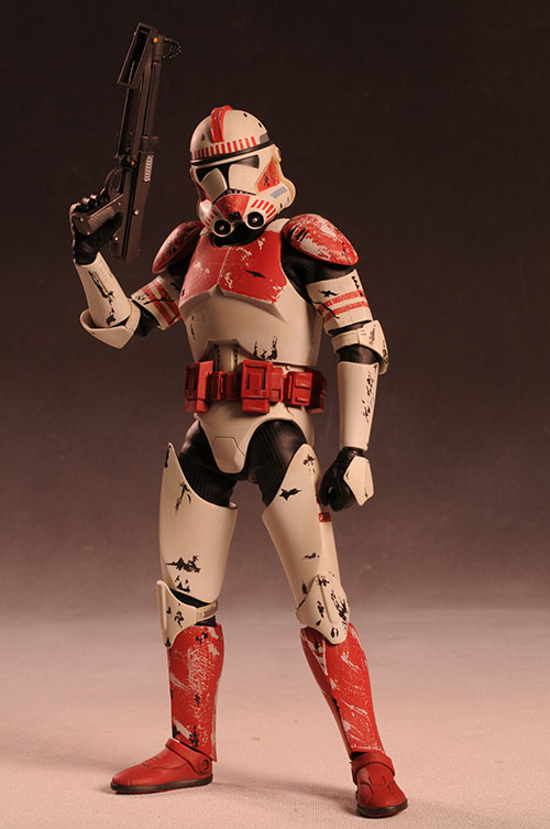 Imperial Shocktrooper 12 inch Figure Review_shocktroop_6