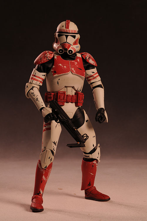 Star Wars Shock Trooper sixth scale action figure by Sideshow Collectibles