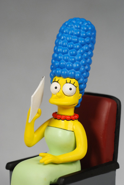 Simpsons Movie Figures Series 1 Action Figures Another Pop Culture Collectible Review By Michael Crawford Captain Toy