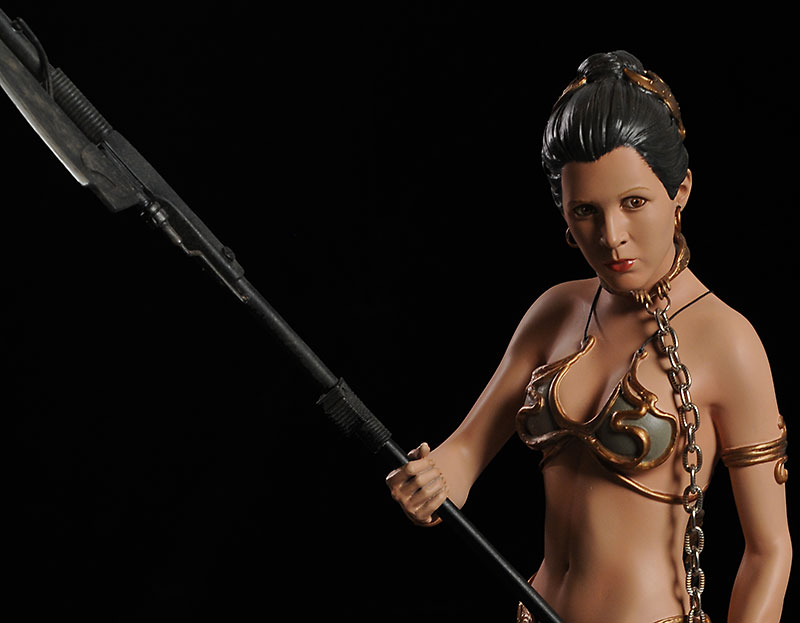 princess leia slave photos. Princess Leia in Slave Outfit