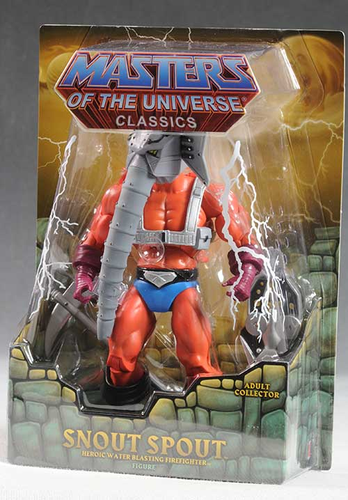 Snout Spout MOTUC Masters of the Unverse Classics action figure by Mattel