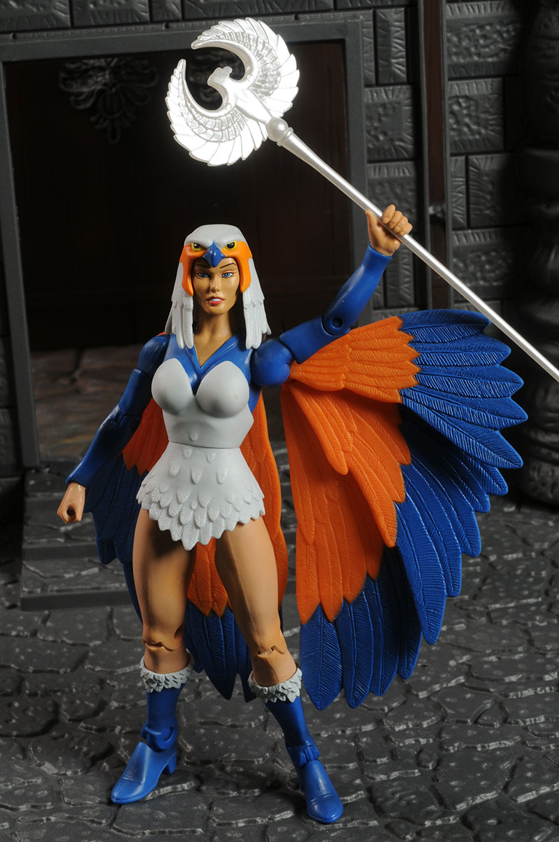 Sorceress MOTUC Masters of the Universe Classics action figure by Mattel