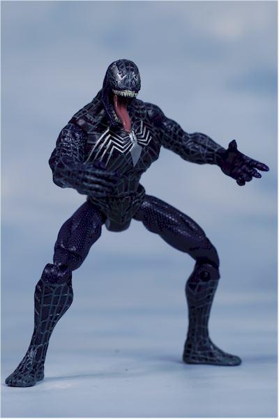 Venom Game Toy : Spider man venom toy
