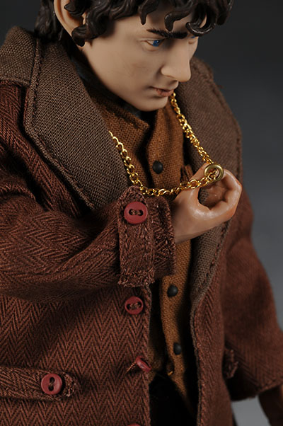 Sideshow Collectibles Lord of the Rings Frodo action figure