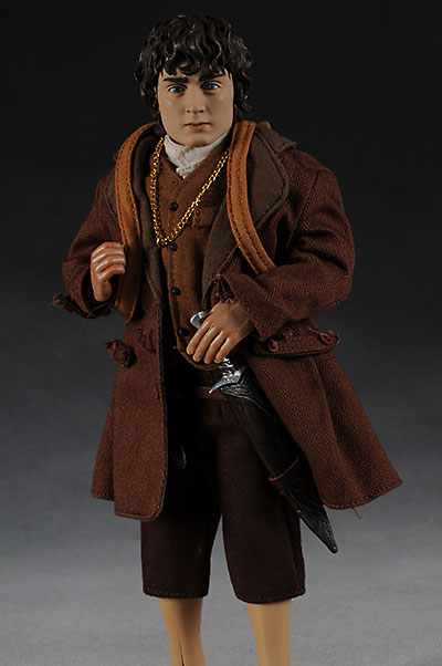Sideshow Collectibles Lord of ther Rings Frodo action figure