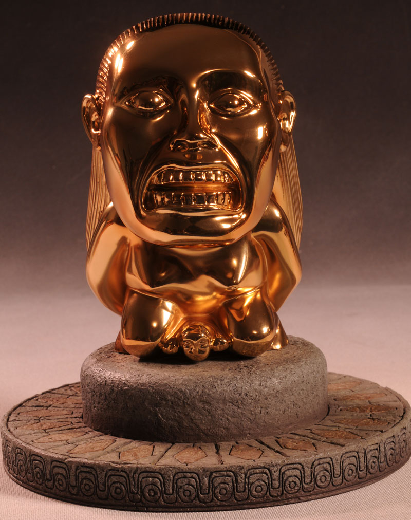 Fertility Idol prop replica Indiana Jones by Sideshow Collectibles