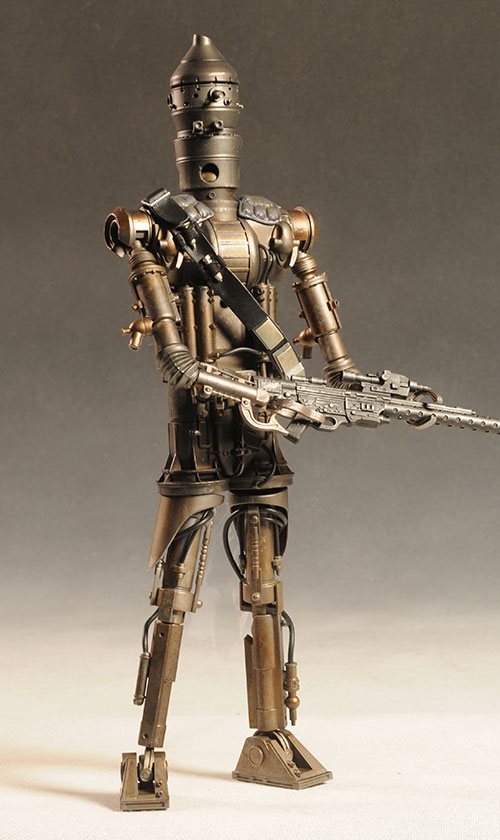 IG-88 Star Wars action figure by Sideshow Collectibles