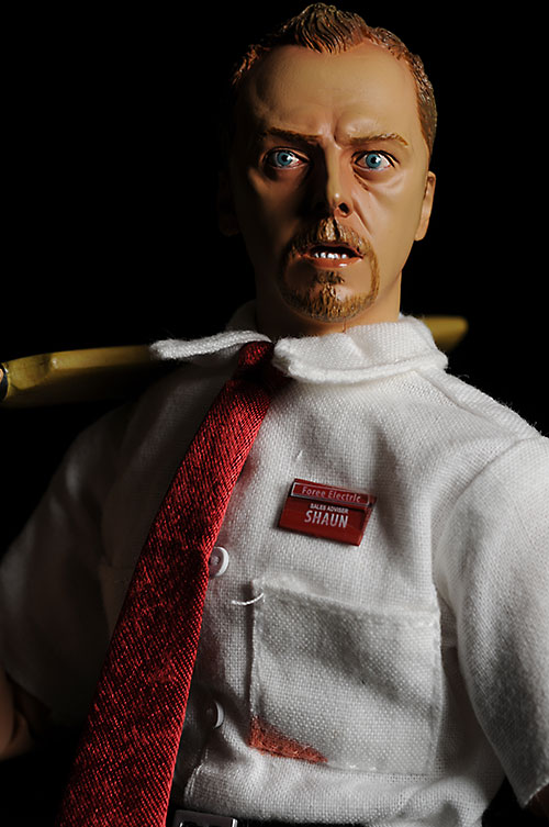 Sideshow Collectibles Shaun of the Dead Shaun action figure
