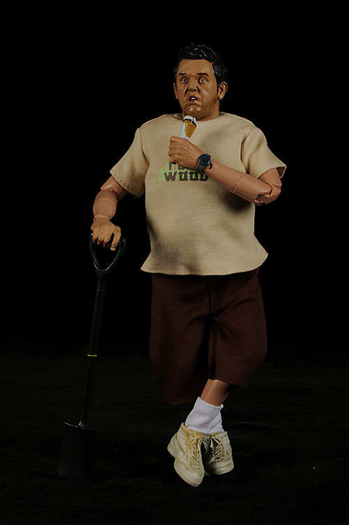 Sideshow Collectibles Shaun of the Dead Ed action figure