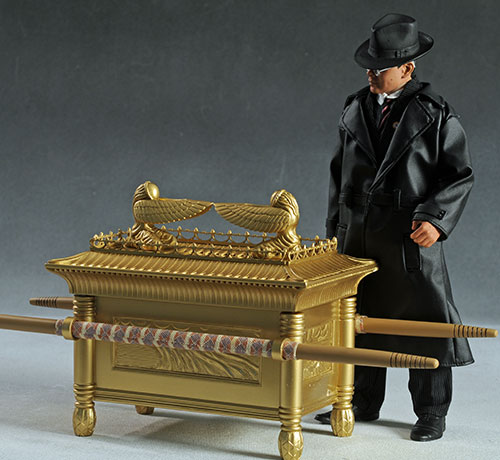 Toht Indiana Jones sixth scale action figure by Sideshow Collectibles