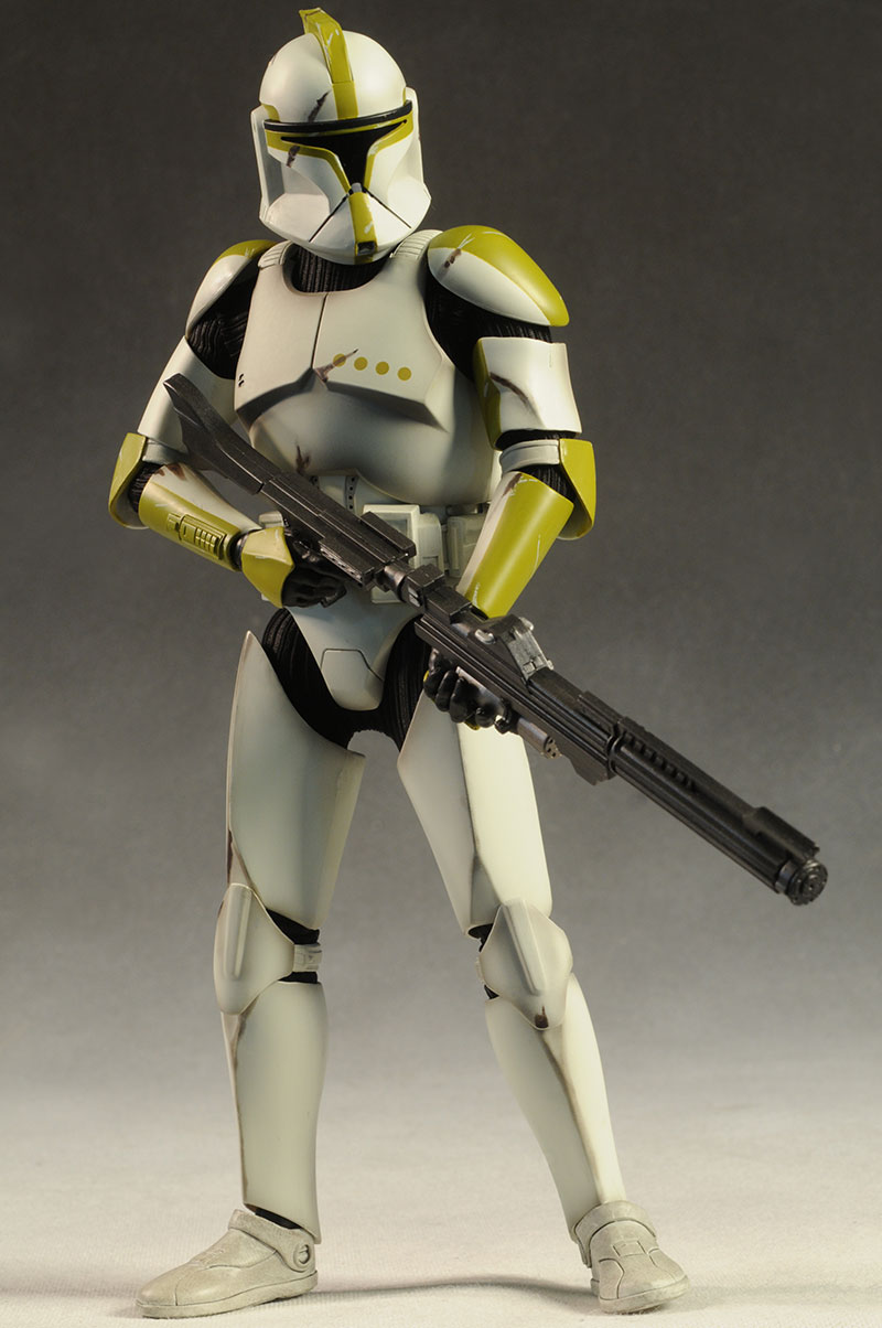Clonetrooper Sergeant Star Wars sixth scale action figure by Sideshow Collectibles