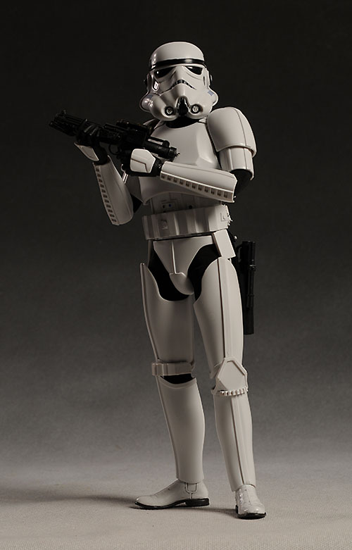 Star Wars Stormtrooper sixth scale action figure from Sideshow Collectibles