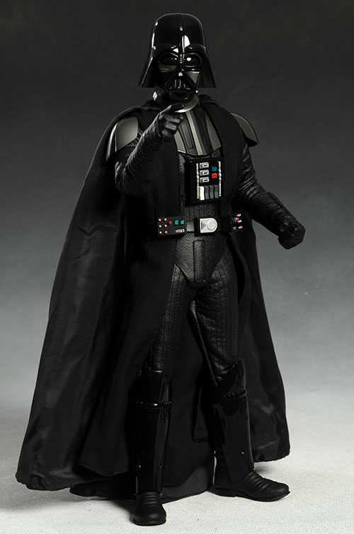 Darth Vader Star Wars sixth scale action figure from Sideshow Collectibles