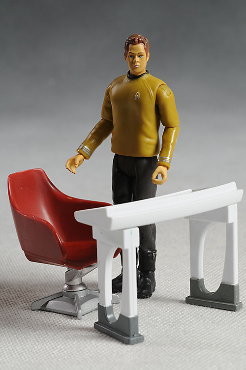 Kirk Star Trek action figures from Playmates