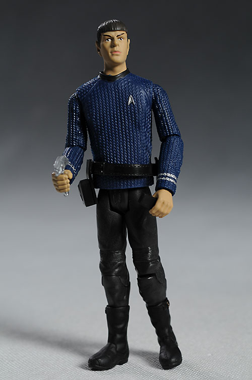 Spock Star Trek Warp Collection 6 inch action figure by Playmates Toys