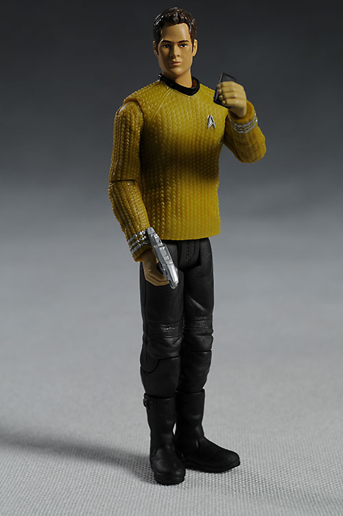 Kirk Star Trek Warp Collection 6 inch action figure by Playmates Toys