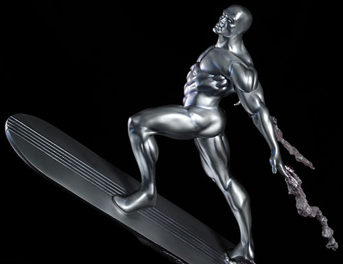 Sliver Surfer Comiquette statue by Sideshow Collectibles