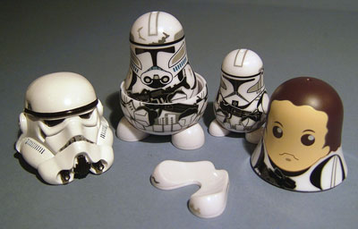 Star Wars Chubby by Hot Toys