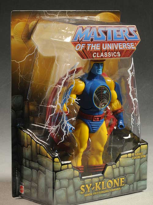 Sy-Klone Masters of the Universe Classics MOTUC action figure by Mattel