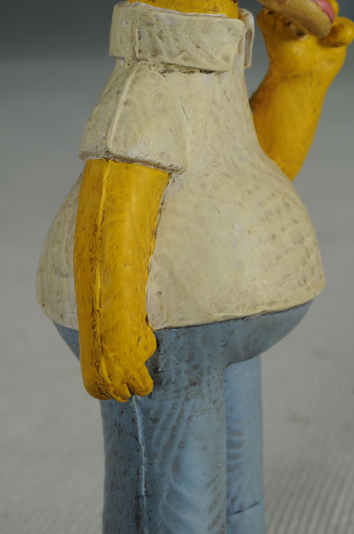 Homer Simpson Syroco style statue from Dark Horse Comics