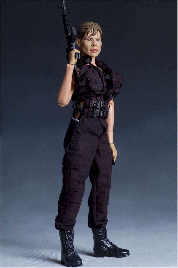 Terminator 2. Sarah Connor  sc 1 st  MWCToys.com & Terminator 2 Sarah Conner action figure - Another Pop Culture ...