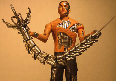 Terminator: Salvation Marcus action figure by Playmates Toys