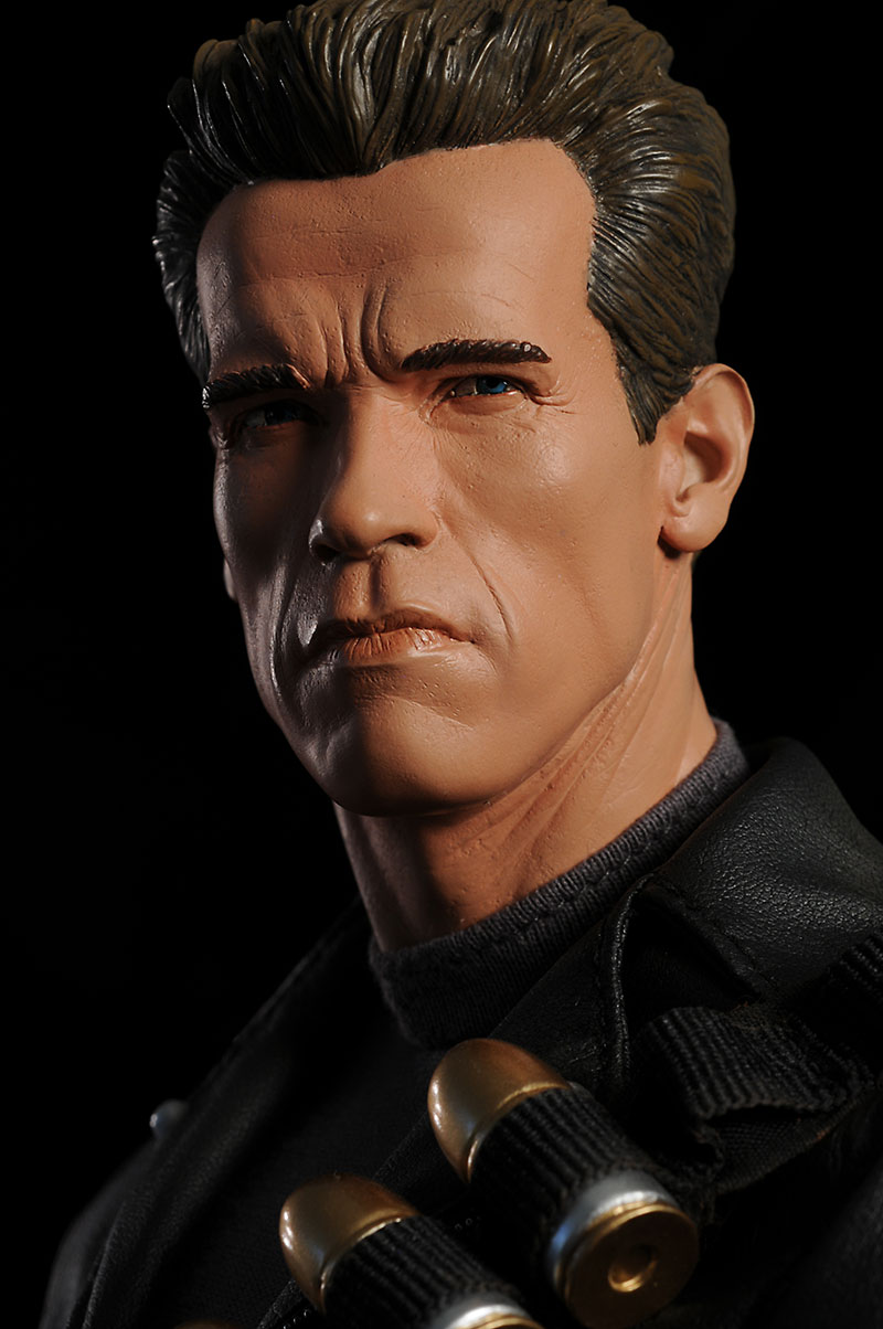 Terminator T-800 statue premium format by Sideshow Collectibles
