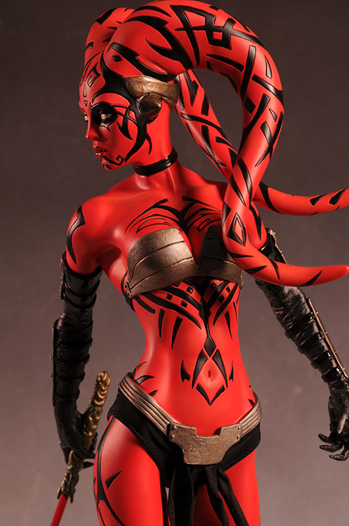 Darth Talon Premium Format statue by Sideshow Collectibles