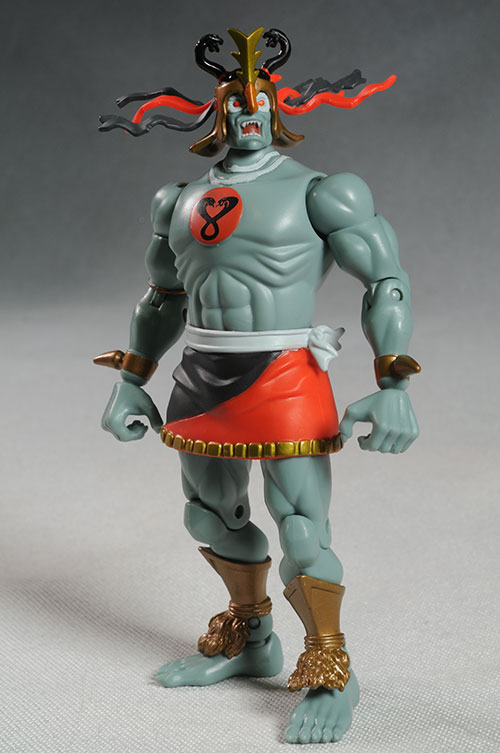 Mumm-Ra Thundercats action figure by Bandai